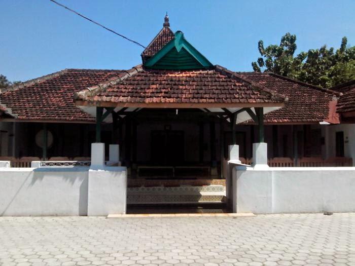 Masjid Kuno Sewulan Madiun Info Wisata Online Obyek Lokasi Desa