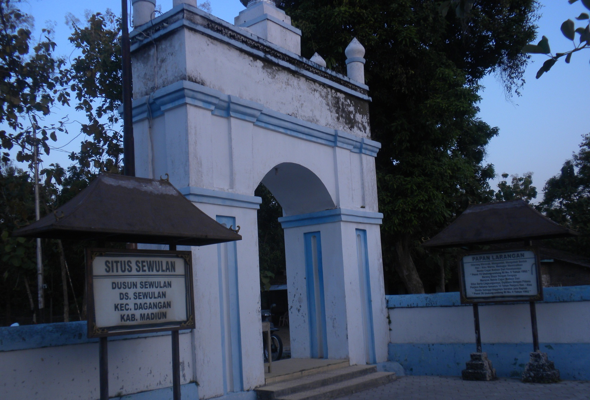 Masjid Sewulan Membaca Rahasia Balik Agung Situs Sinilah Gus Dur