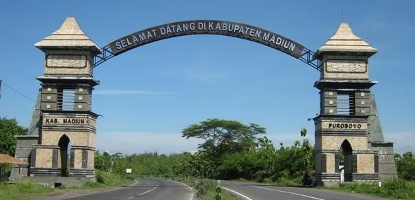 Sejarah Kabupaten Madiun Jawa Timur Masjid Kuno Kuncen Kab