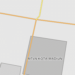 Tpu Kuncen Madiun Masjid Kuno Kab