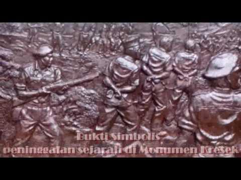 Belajar Sejarah Monumen Kegananasan Pki 1948 Desa Kresek Kab Madiun