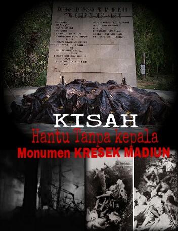 Cerita Seram Balik Monumen Kresek Kec Wungu Kab Madiun Sewarga