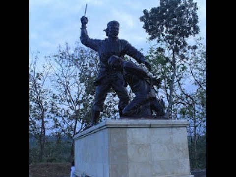 Kisah Mistis Penjaga Monumen Kresek Madiun Youtube Kab