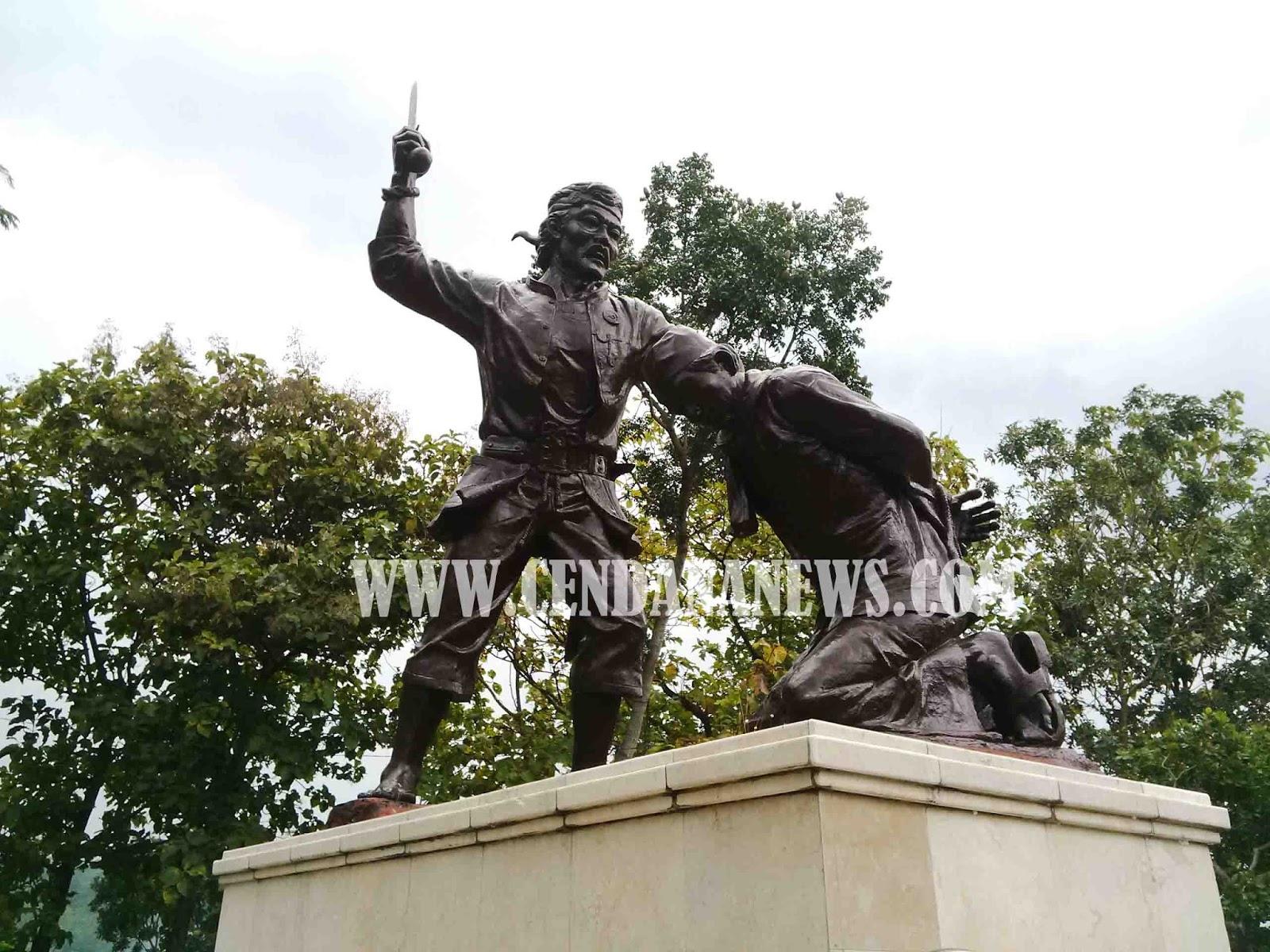 Melihat Situs Kekejaman Pki Monumen Kresek Cendana News Monument Berdiri