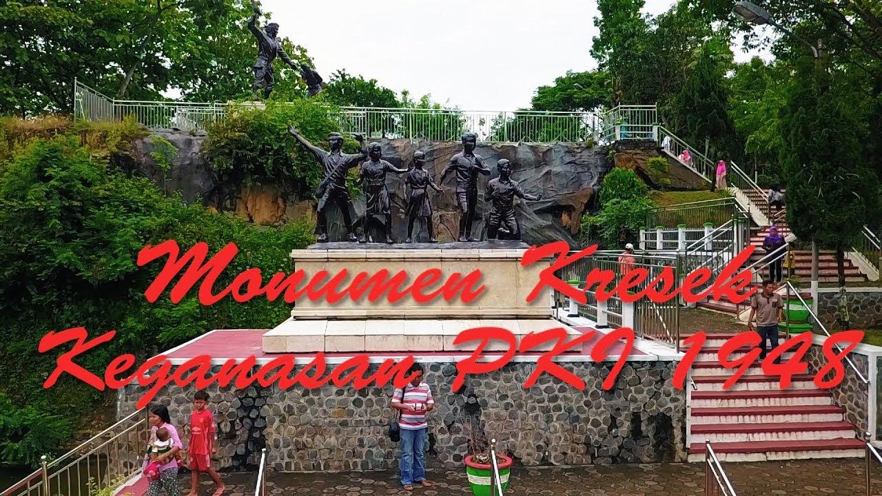 Monumen Keganasan Pki 1948 Kresek Kab Madiun Youtube