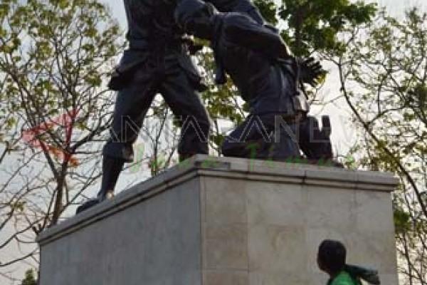 Monumen Keganasan Pki Antara News Jawa Timur Kresek Kab Madiun