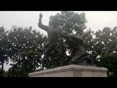 Monumen Kresek Desa Kab Madiun Youtube