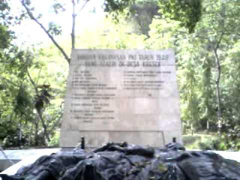 Monumen Kresek Kab Madiun Youtube