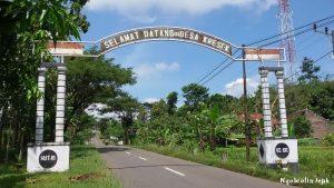 Monumen Kresek Madiun Potret Kelam Sejarah Kekirian Indonesia Desa Kab