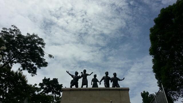 Monumen Kresek Melihat Jejak Makar Madiun Oleh Dodi Mawardi Kab