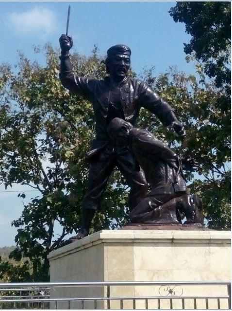 Monumen Kresek Saksi Bisu Kekejaman Pki Amethyst Aiko Disisi Lain