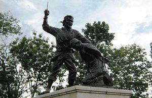 Monumen Kresek Wikipedia Bahasa Indonesia Ensiklopedia Bebas Kab Madiun