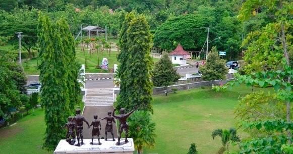 Pesona Keindahan Wisata Monumen Kresek Madiun Daftar Tempat Indonesia Kunjungi