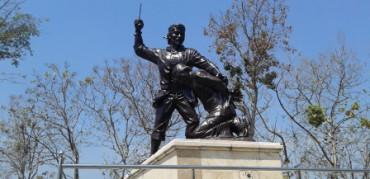 Sejarah Madiun Setiap Prasasti Monumen Kresek Punya Kisah Sadis Salah