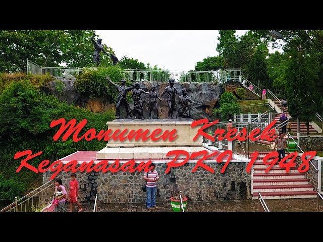 Sejarah Monumen Kresek Peristiwa G30s P Madiun Keganasan Pki 1948