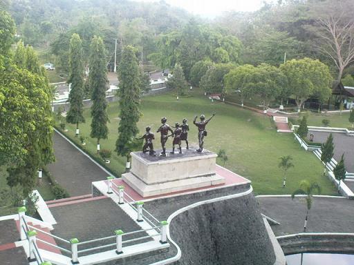Website Kantor Kecamatan Wungu Kabupaten Madiun Monumen Kresek Bersejarah Dibangun