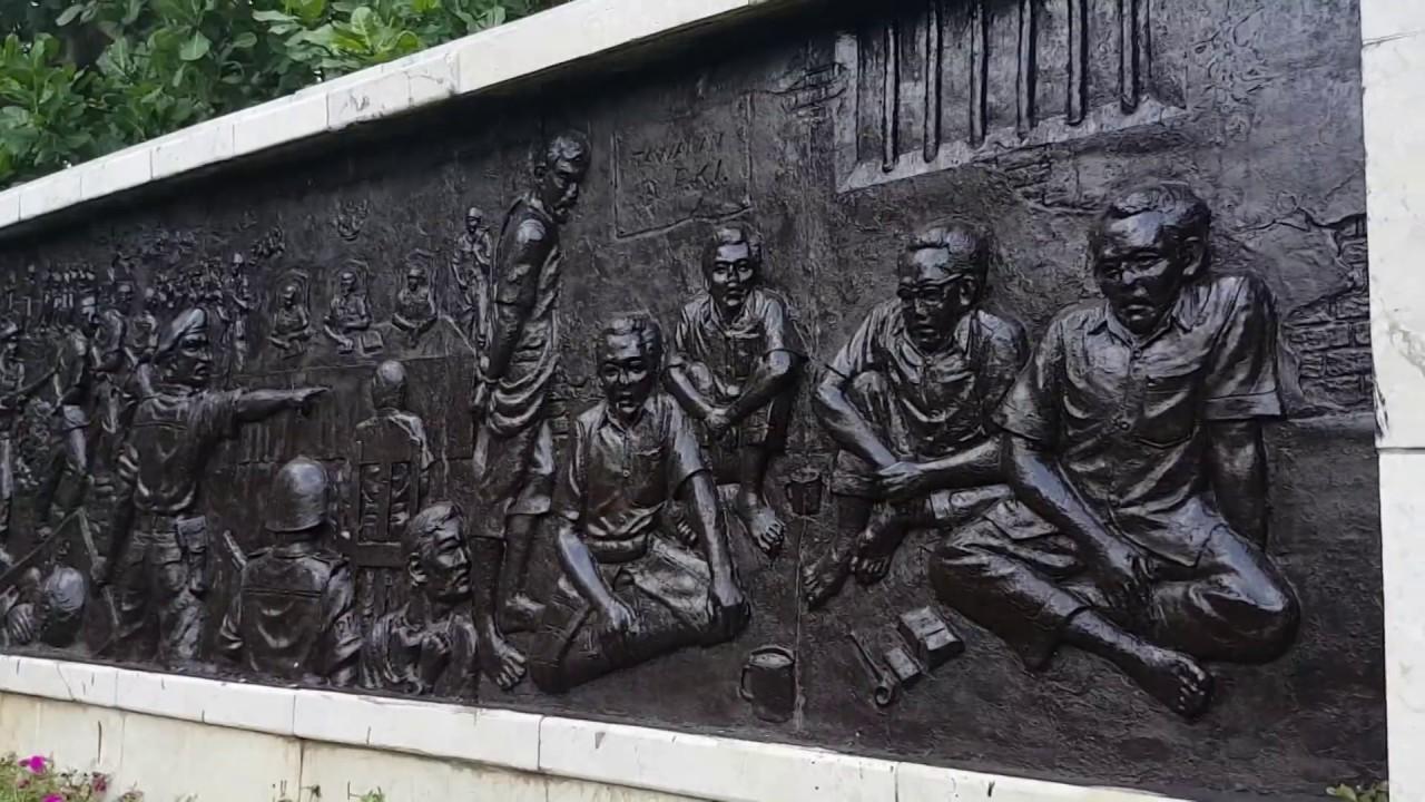 Wisata Madiun Monumen Kresek Youtube Kab