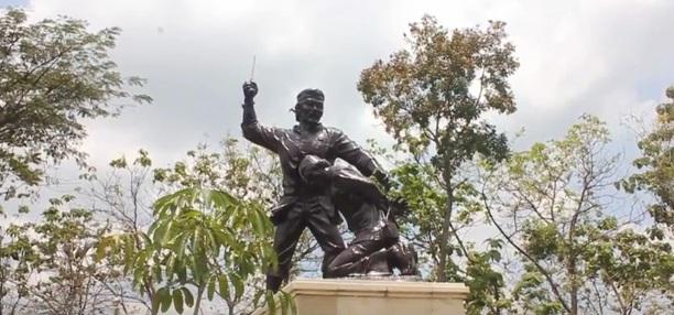 Wisata Sejarah Monumen Kresek Saksi Bisu Keganasan Pki Madiun Kab