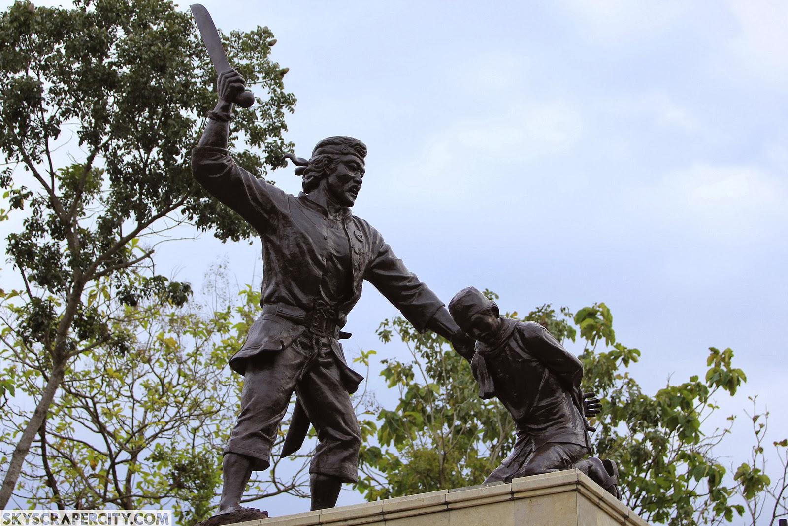 Yuk Wisata Sejarah Monumen Kresek Prasasti Pengingat Kekejaman Pki Madiun