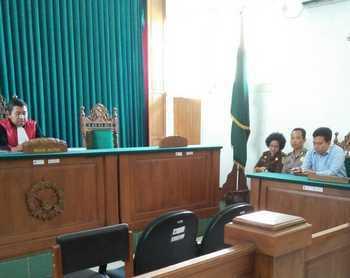 Hakim Pn Kab Madiun Tolak Praperadilan Tersangka Harian Bhirawa Online