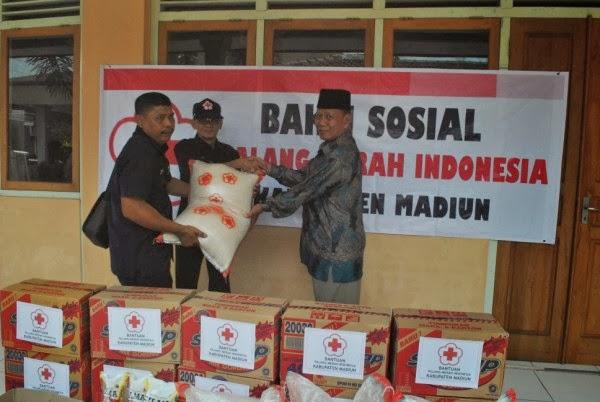 Palang Merah Indonesia Kabupaten Madiun Bakti Sosial Bertempat Slb Al