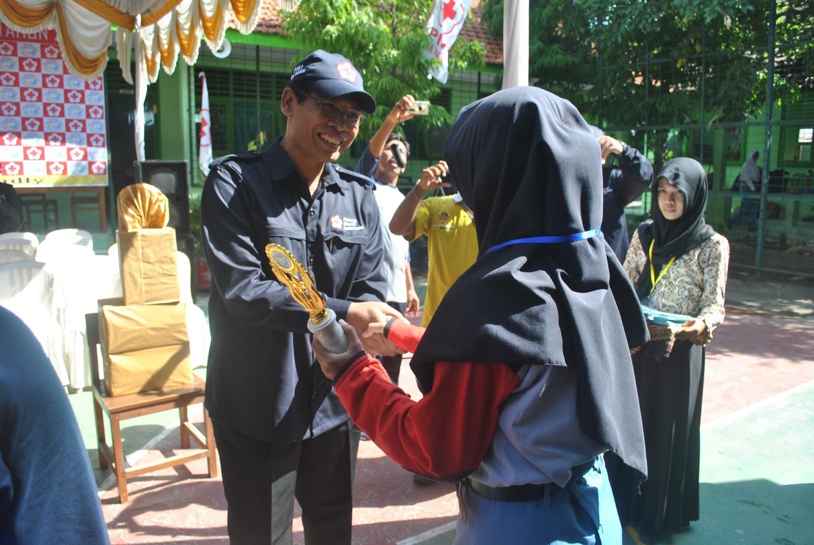 Palang Merah Indonesia Kabupaten Madiun Peringkat Jumbara Pmr Wira Harapan