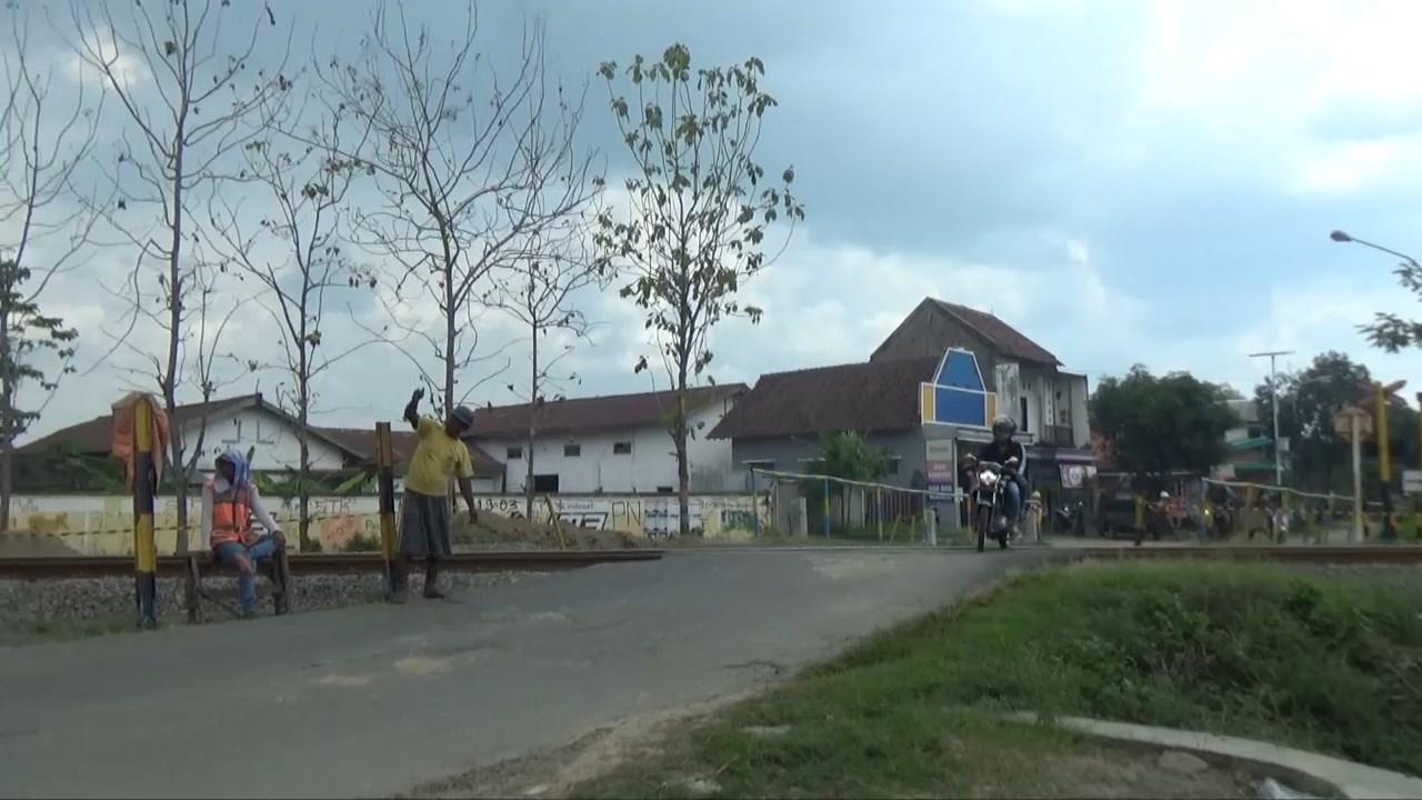 Tak Palang Pintu Ka Alasan Dishub Kabupaten Madiun Pojok Pitu