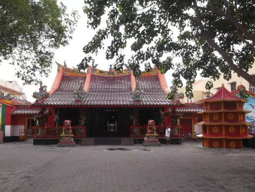 25 Obyek Tempat Wisata Madiun Jatim Sekitarnya Daerah Caruban Kelenteng