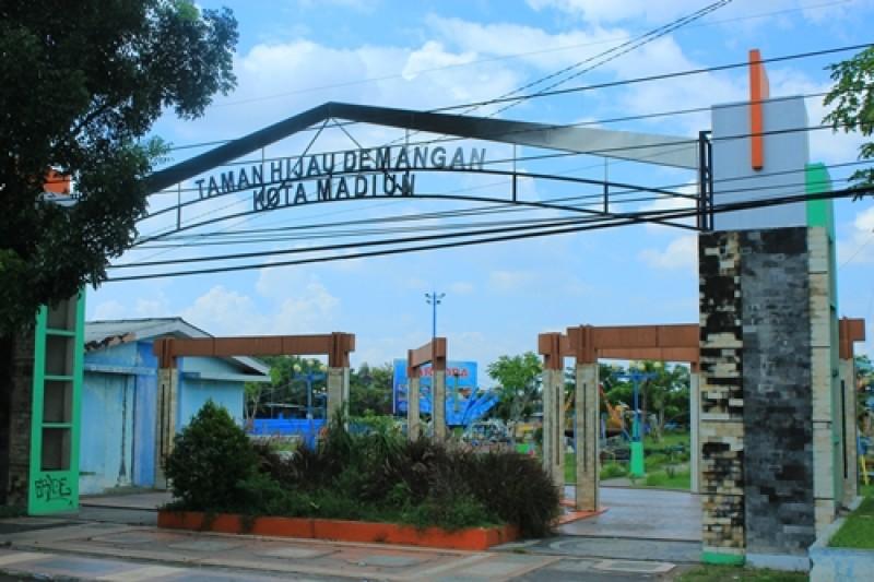 Daerah Eks Pengelola Thd Nunggak Bayar Retribusi Pemkot Madiun Sendang