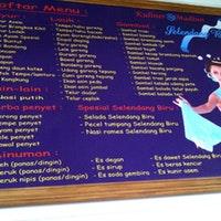 Kuliner Madiun Selendang Biru 4 Tips 43 Pengunjung Foto Diambil