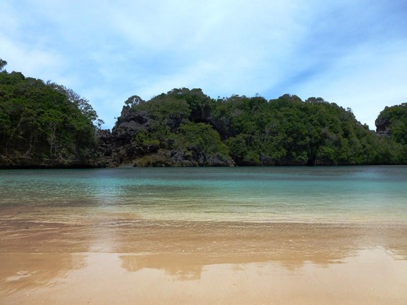 Sendang Biru Pulau Sempu Malang Utiket Madiun Kab