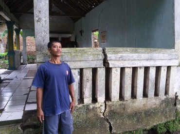 Situs Bersejarah Gaji Juru Kunci Punden Lambang Kuning Madiun Samiono