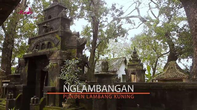 Situs Nglambangan Bersejarah Kab Madiun