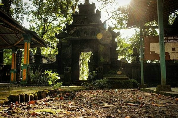 Situs Nglambangan Madiun Xplora Id Bersejarah Kab