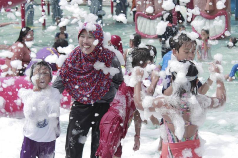 10 Wisata Madiun Rekomended Mulai Hits Dikunjungi Sun City Theme