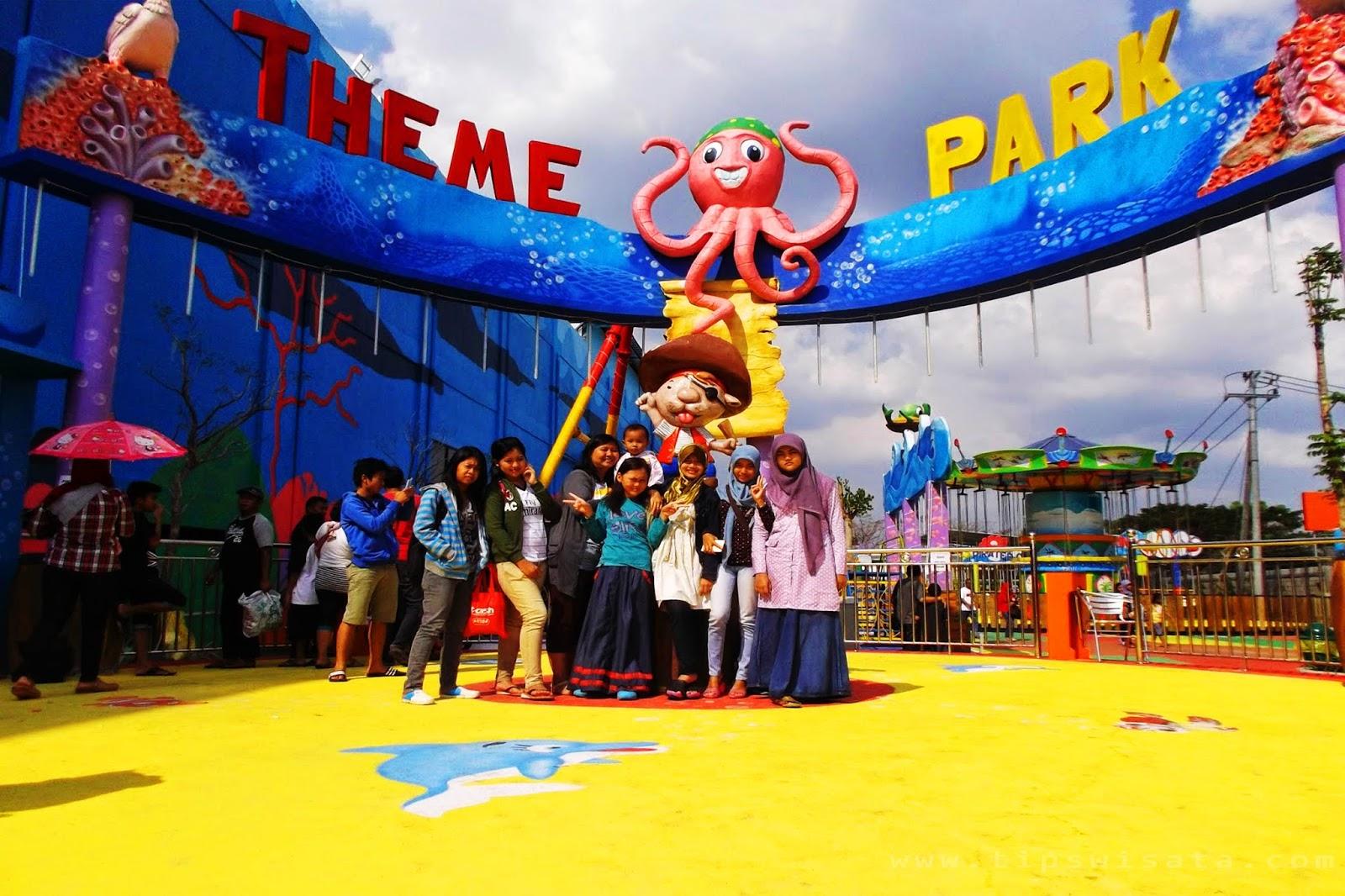 14 Tempat Wisata Madiun Patut Kunjungi Theme Park Sun City