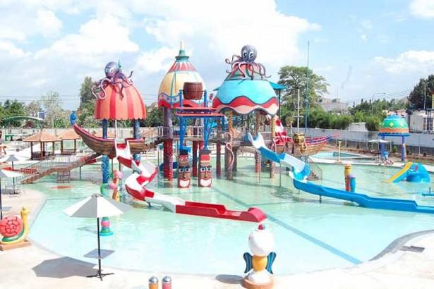 5 Obyek Wisata Madiun Patut Dikunjungi Sun City Theme Park
