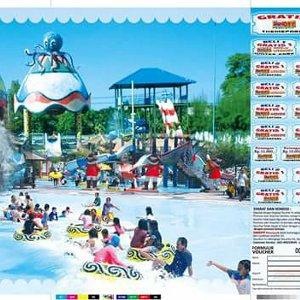 Jual Tiket Masuk Sun City Waterpark Madiun Lapak Eko Theme