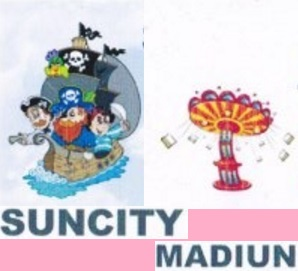 Masuk Sun City Waterpark Theme Park Madiun Tiket Kab