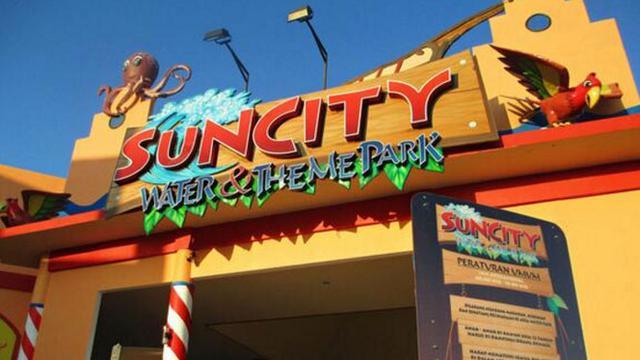 Mudik Madiun Inilah 10 Destinasi Wajib Kunjungi Sun City Water