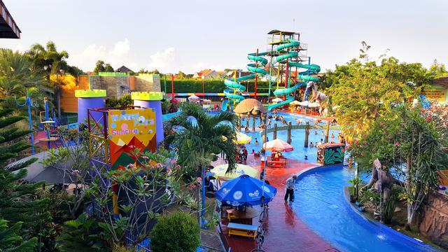 Paket Madiun Wisata Alam Hingga Waterpark Terbaru Sun City Theme