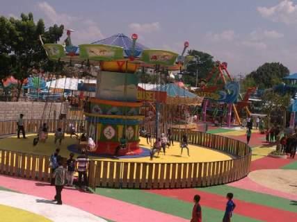 September 2016 Madiun Punya Cerita Suncity Theme Park Sun City