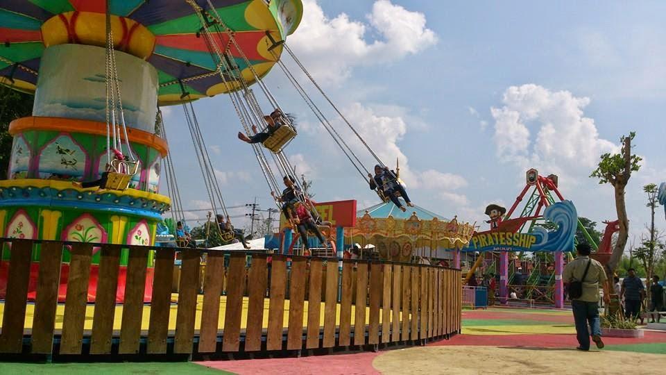 Sun City Festival Madiun Radiomadya Theme Park Terbaru Pembangunan Secara