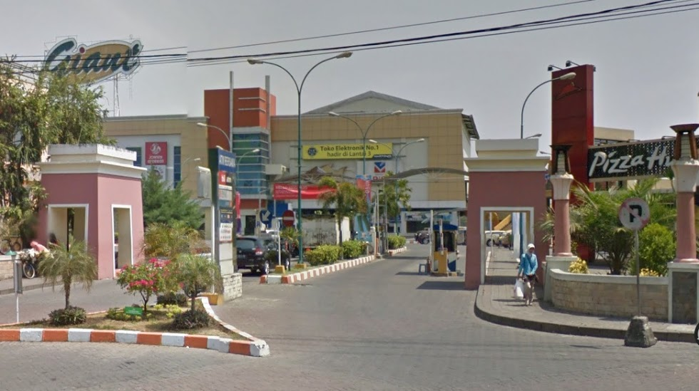 Suncity Plaza Kabupaten Sidoarjo Indonesia Sun City Theme Park Kab