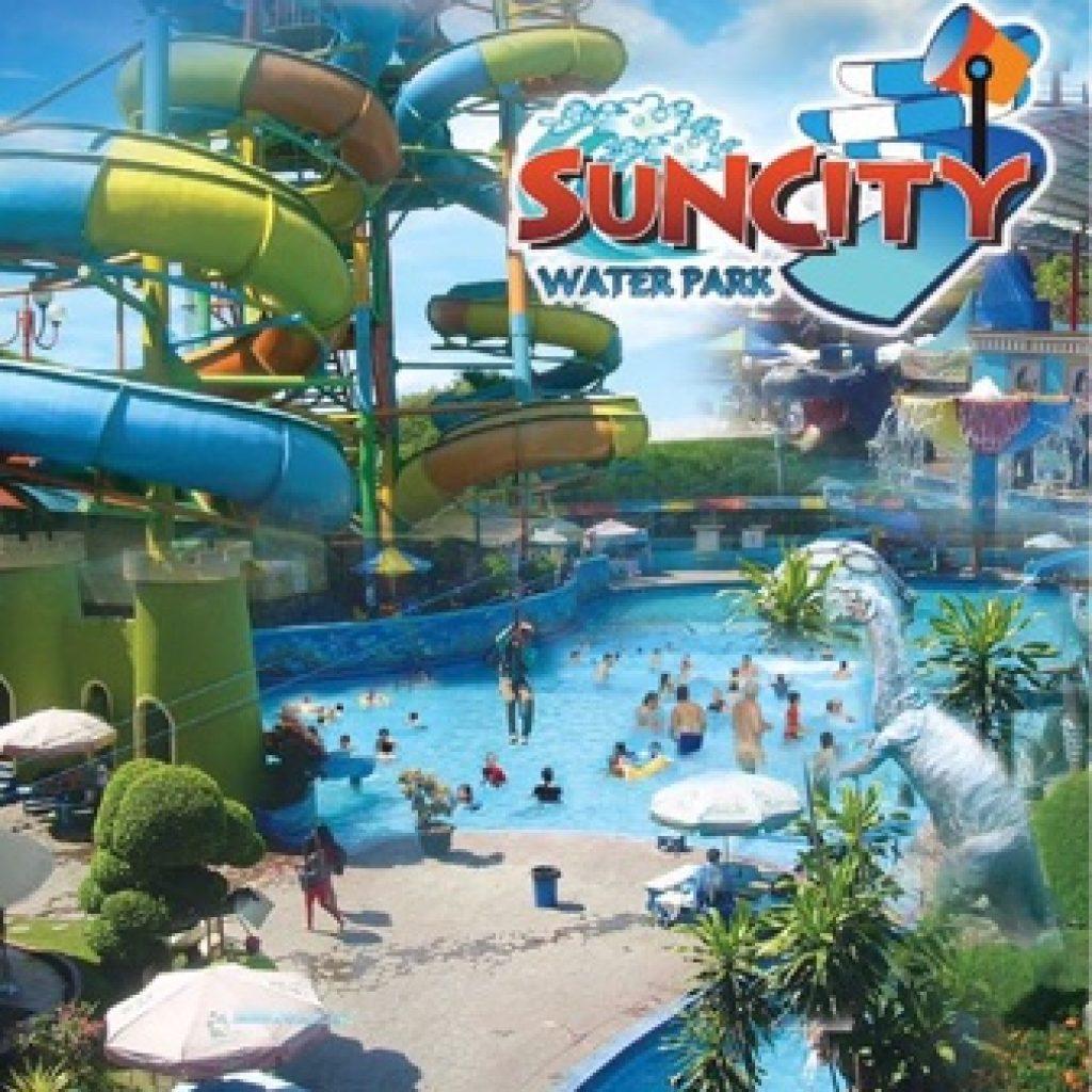 Suncity Residence Residential Green Concept Waterpark Sun City Theme Park
