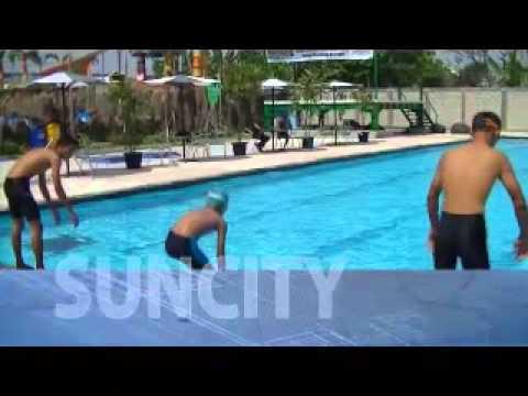 Suncity Water Theme Park Madiun Youtube Sun City Kab