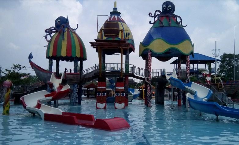 Tiket Masuk Suncity Waterpark Madiun Info Magetan Harga Water Theme