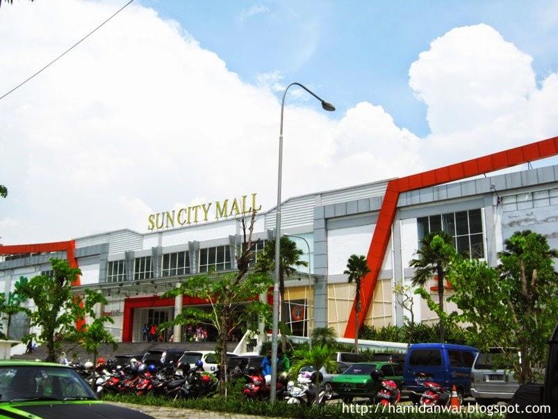 Traveling Star Cineplex Sun City Madiun Kawasan Festival Dikonsep Menjadi