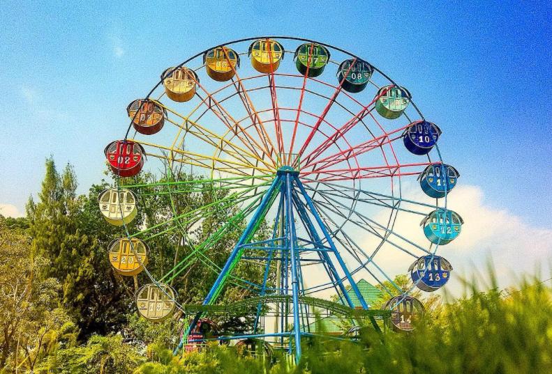 10 Wisata Madiun Rekomended Mulai Hits Dikunjungi Taman Rekreasi Umbul