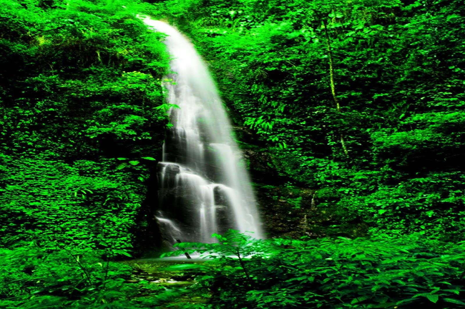 14 Tempat Wisata Madiun Patut Kunjungi Air Terjun Banyulawe Taman
